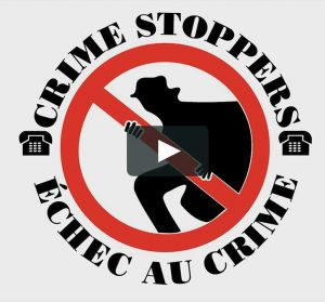 Please report crime to the RCMP
